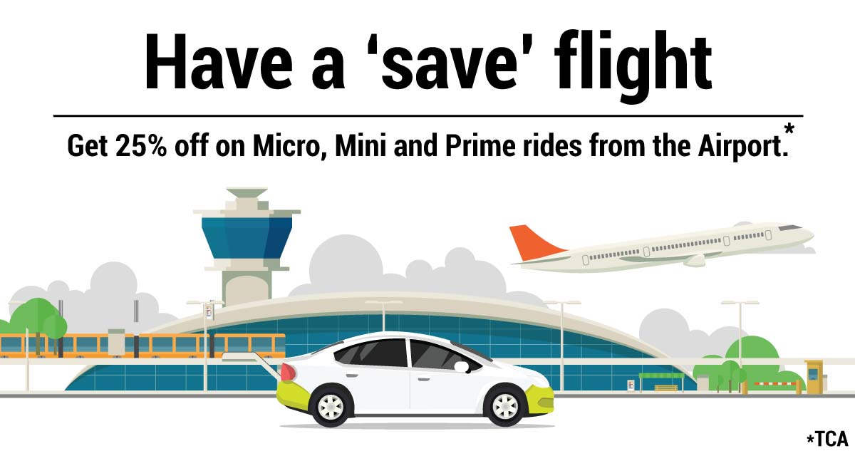 ola coupons bangalore airport
